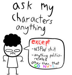 Character QnA!! (OPEN) by crabsp00k