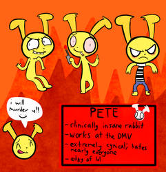 Pete Ref by ghoulhive
