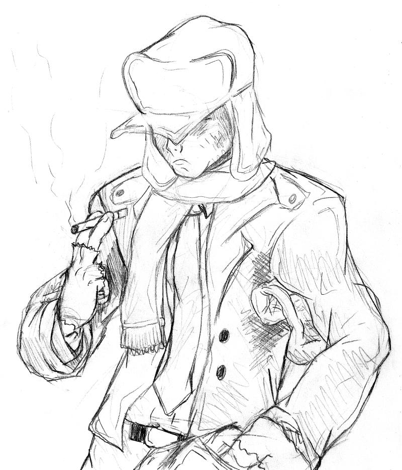 Holden The Catcher In The Rye By Westwolf270 On Deviantart