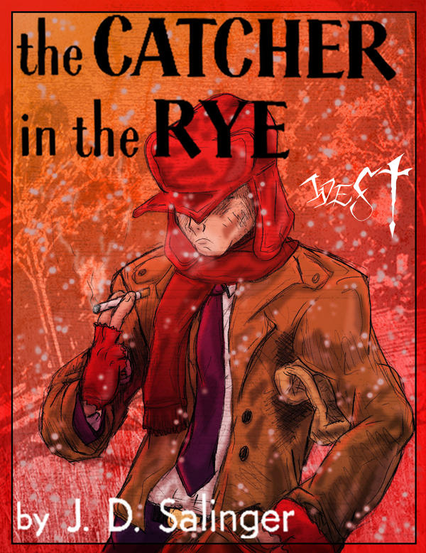 holden caulfield -finished by westwolf270