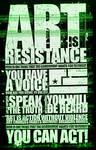 art is resistance by westwolf270