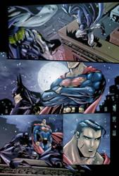 batman + superman redux 2010 by westwolf270