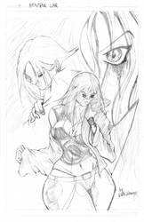 Beautiful Liar HIGH RES by westwolf270