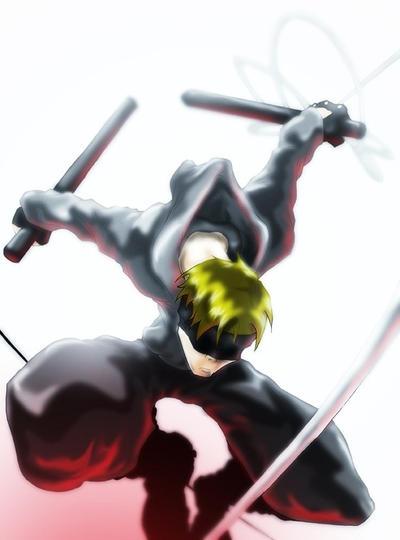 Daredevil test  by westwolf270