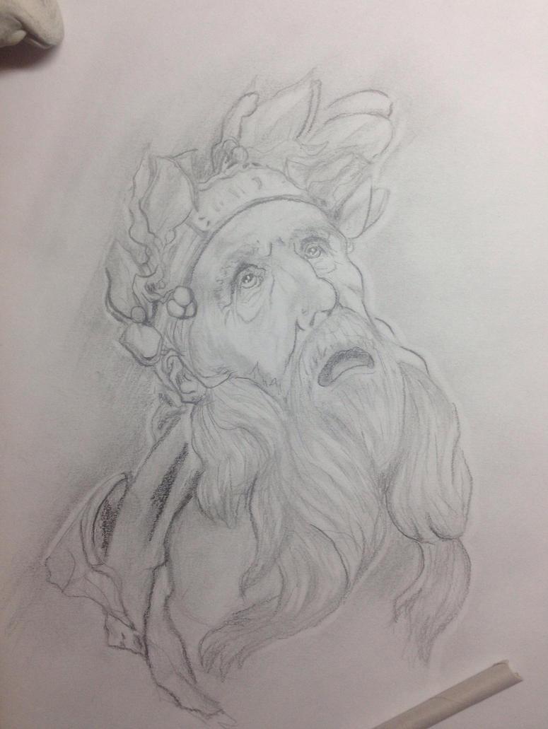 Practice sketch 19 feb 15 by westwolf270