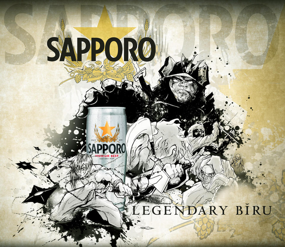 SAPPORO art contest entry by westwolf270