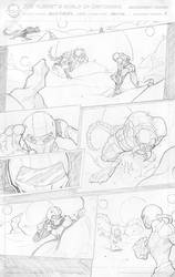 kubert Pencil assignment 4 by westwolf270