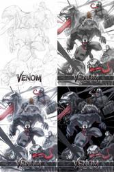 Venom Mock covers
