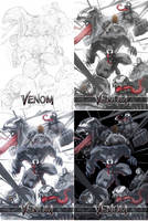 Venom Mock covers by westwolf270
