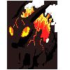 Fire Puppy by earthsea-23