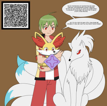 Pokemon OR QR Code by blaze984