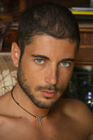Valerio M.'s eyes - Giovanni Dall'Orto, 2014 by giovannidallorto