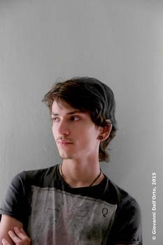 Portrait of Julian - By Giovanni Dall'Orto, 2015