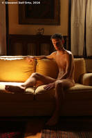 Marco2 on the couch 1 - By Giovanni Dall'Orto 2016 by giovannidallorto