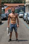 Street warrior 2 - By Giovanni Dall'Orto, 2016