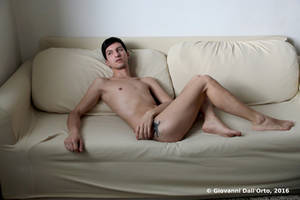 On the couch - Photo by Giovanni Dall'Orto, 2016 by giovannidallorto