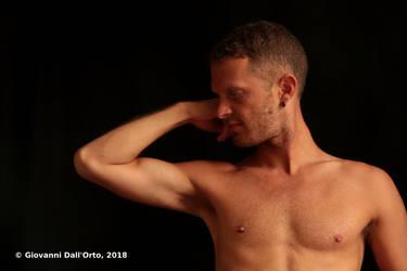 Armpit - Photo by Giovanni Dall'Orto, July 12 2018 by giovannidallorto