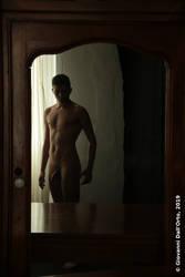 In the mirror - Photo by Giovanni Dall'Orto, 2019 by giovannidallorto