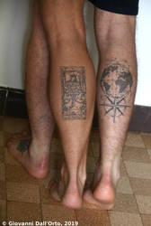 Tattoos - Photo by Giovanni Dall'Orto, July 28 201 by giovannidallorto