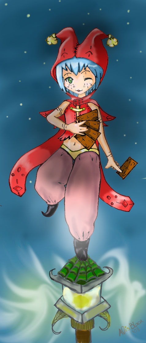 Queen of clairvoyants by alischan