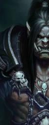 Grommash Hellscream by XL-Kong