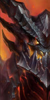 Deathwing by XL-Kong