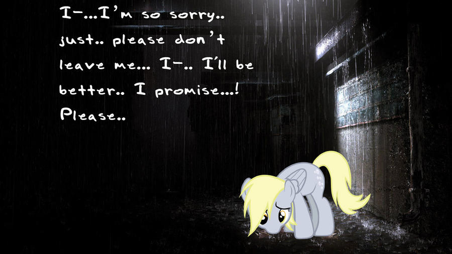 Please don't leave me... by Elixxis