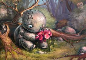 pebble by RedreevGeorge