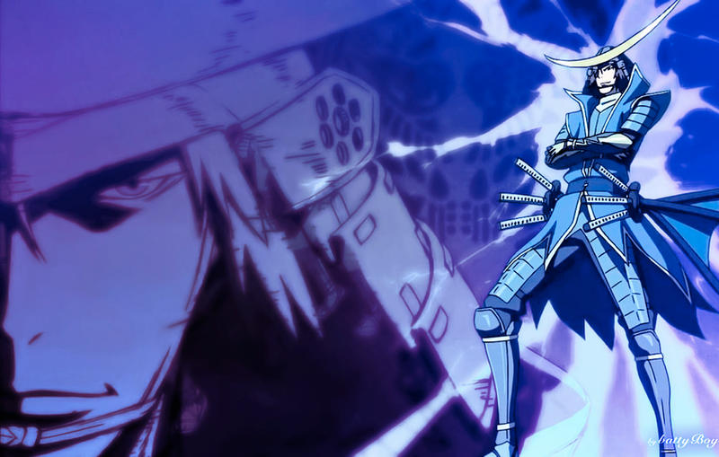 Sengoku Basara: Date Masamune by battyBoy9