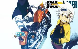 Soul Eater: Soul by battyBoy9