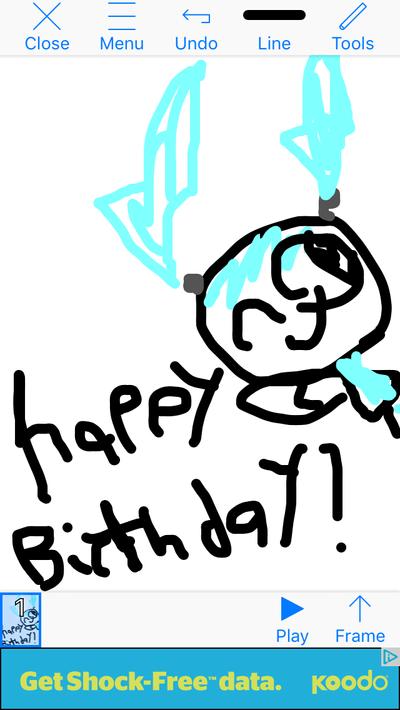 Happy Birthday Jason!!! by AlexCrishDreemurr