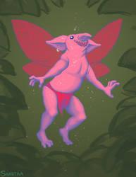 Goblin Fairy by snartha