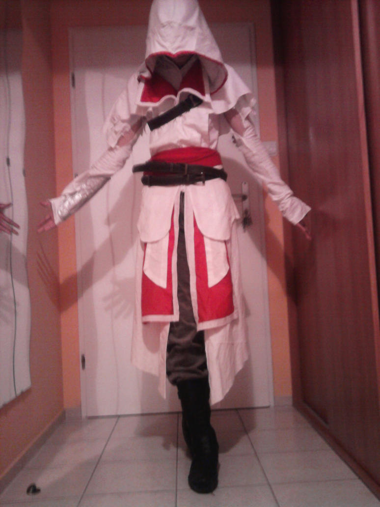 Assassins Creed cosplay WIP2 by Aniuuch