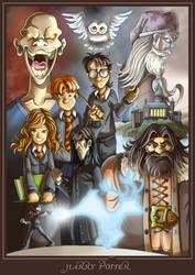 Harry New Year by scoundreldaze