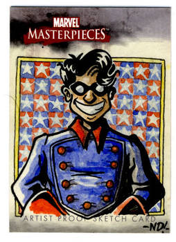 Bucky Sketchcard