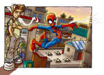 Ultimate Spider-Man -coloured
