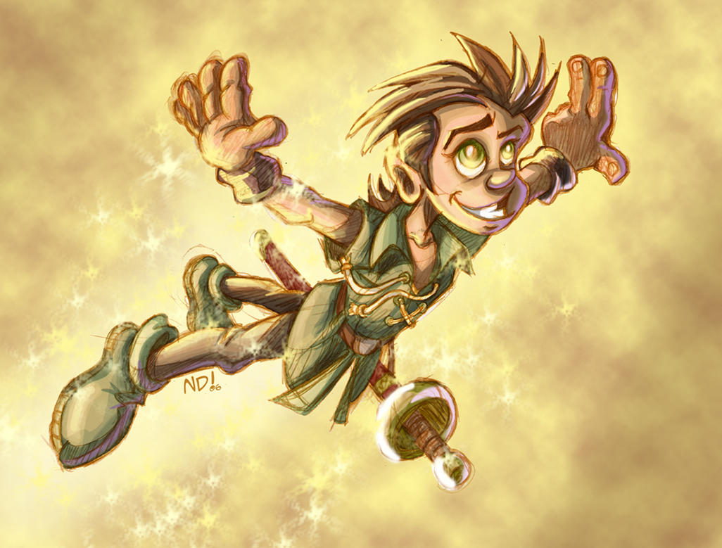 Flying Pan by scoundreldaze