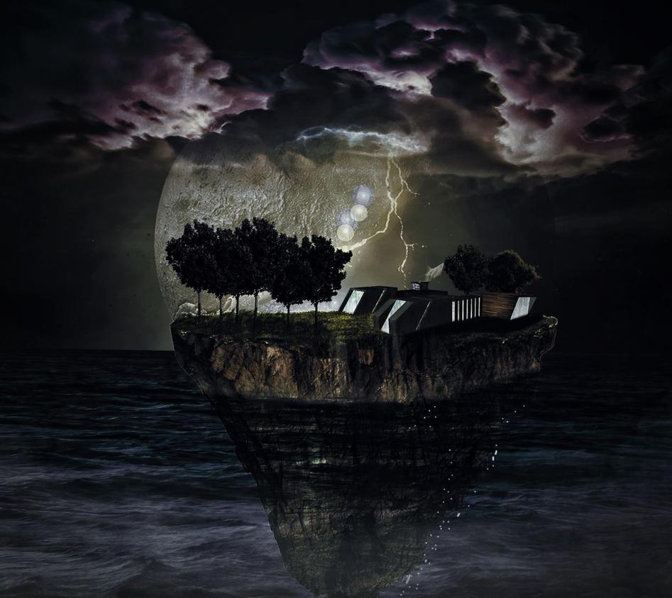 Forbidden Island by himans12345
