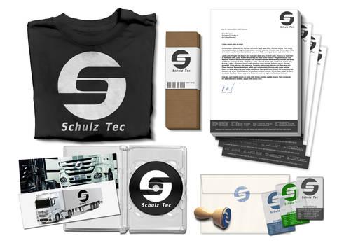 Schulz-Tec final Logo and C.D.
