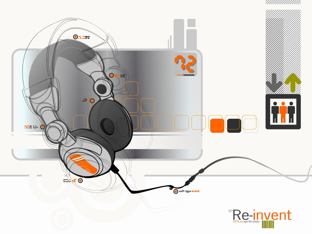 Re invented.07_part_0N3 by DzTronic