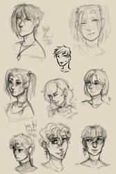 [EVG] Warden's sketches (pt.2) by MaekoHikari