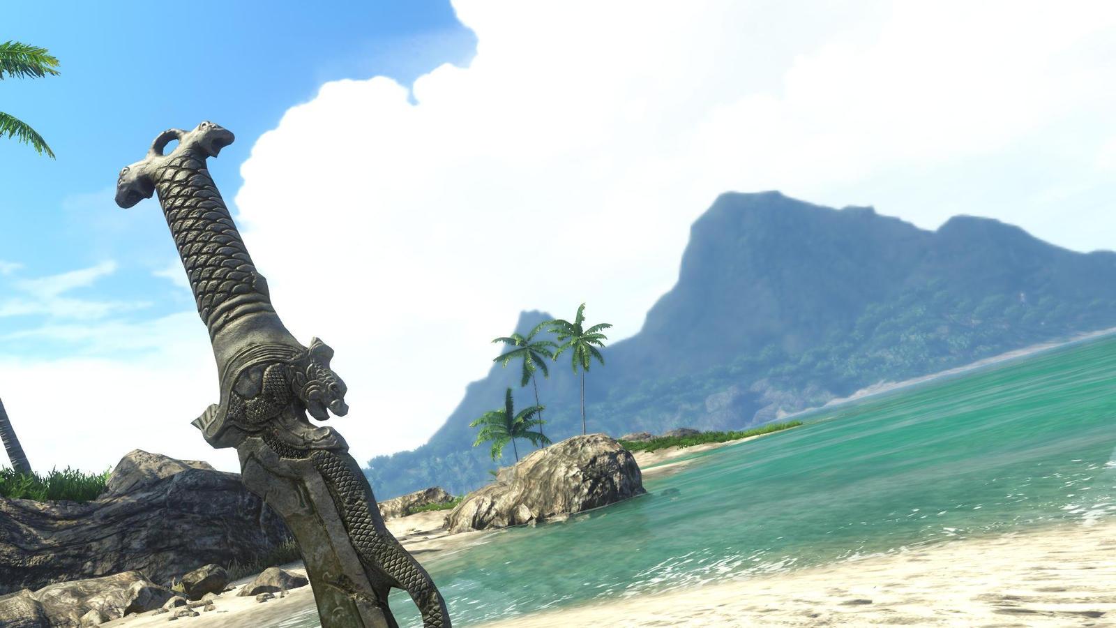 Far Cry 3 Legendary Chinese Knife Wallpaper By Warlek On Deviantart