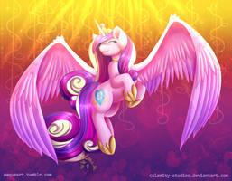 Princess of Love by Calamity-Studios
