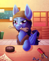 [C] In the Workshop by Calamity-Studios