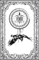Fever RPG Cover Art.