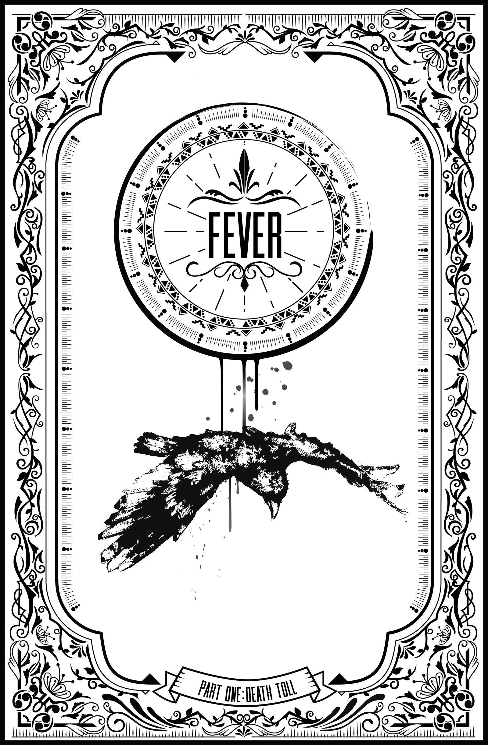 Fever RPG Cover Art. by TallTalesNTentacles