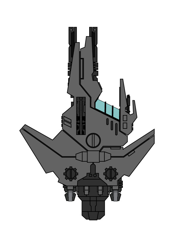 GapSpan-1 Human vessel 1 by TallTalesNTentacles