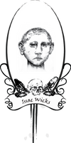 Issac Wicks by TallTalesNTentacles