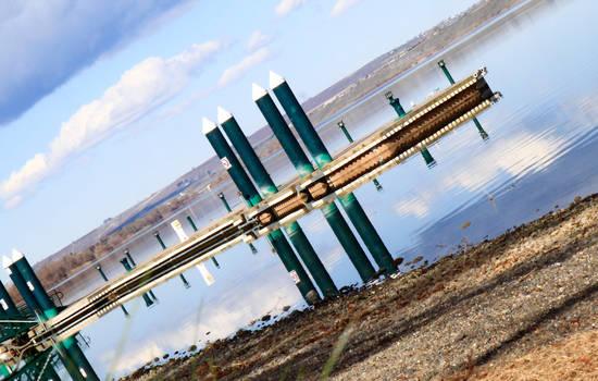 Strange dock