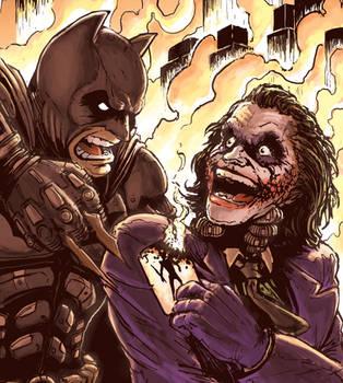 Last Laugh by gryphyn7